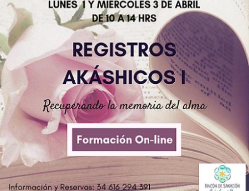 Nueva Formación en Registros Akáshicos On-line