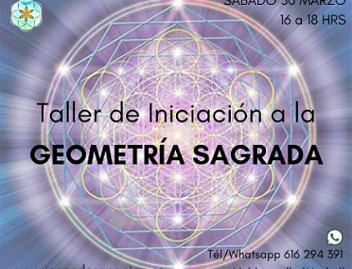 Taller de Iniciación a la Geometría Sagrada