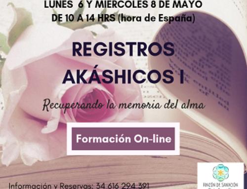 Formación en Registros Akáshicos On-line